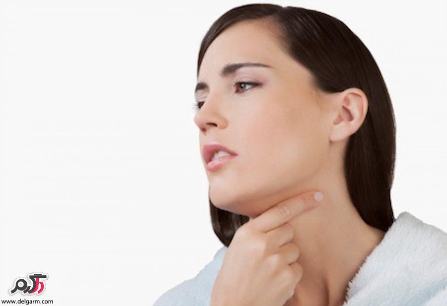 درمان سریع گلو درد و سوزش گلو در منزل