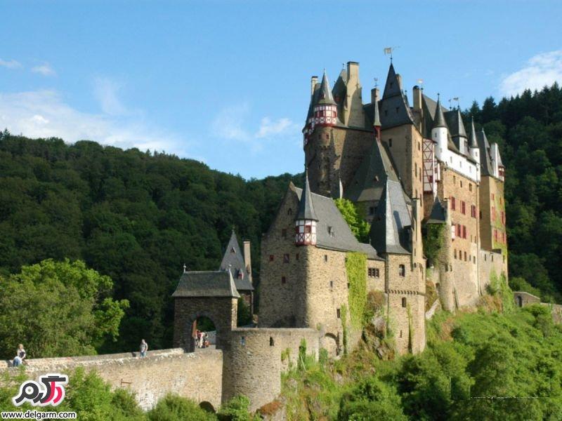 قلعه التز آلمان Burg Eltz