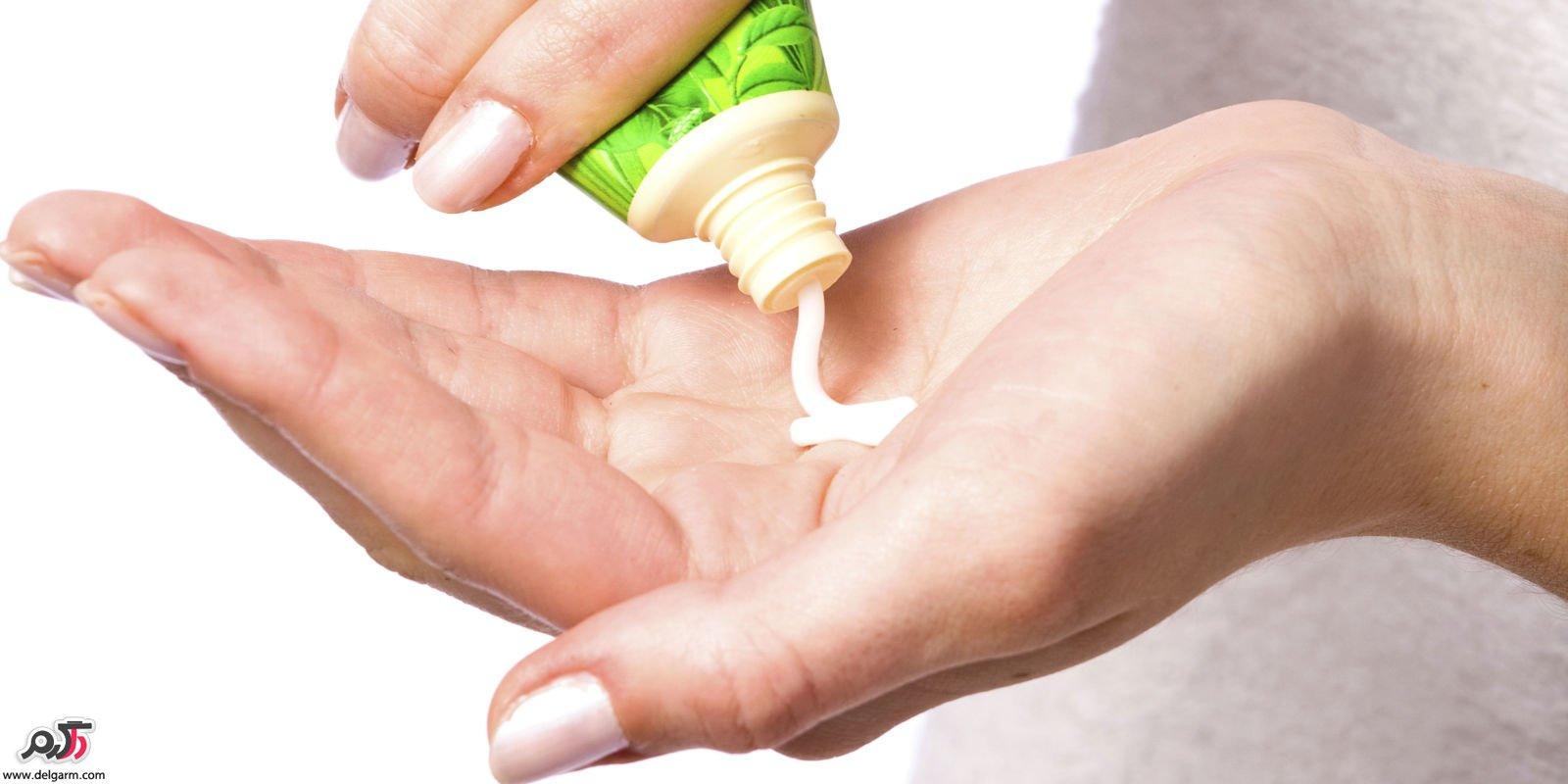 درمان خانگی برای از بین بردن جای زخم