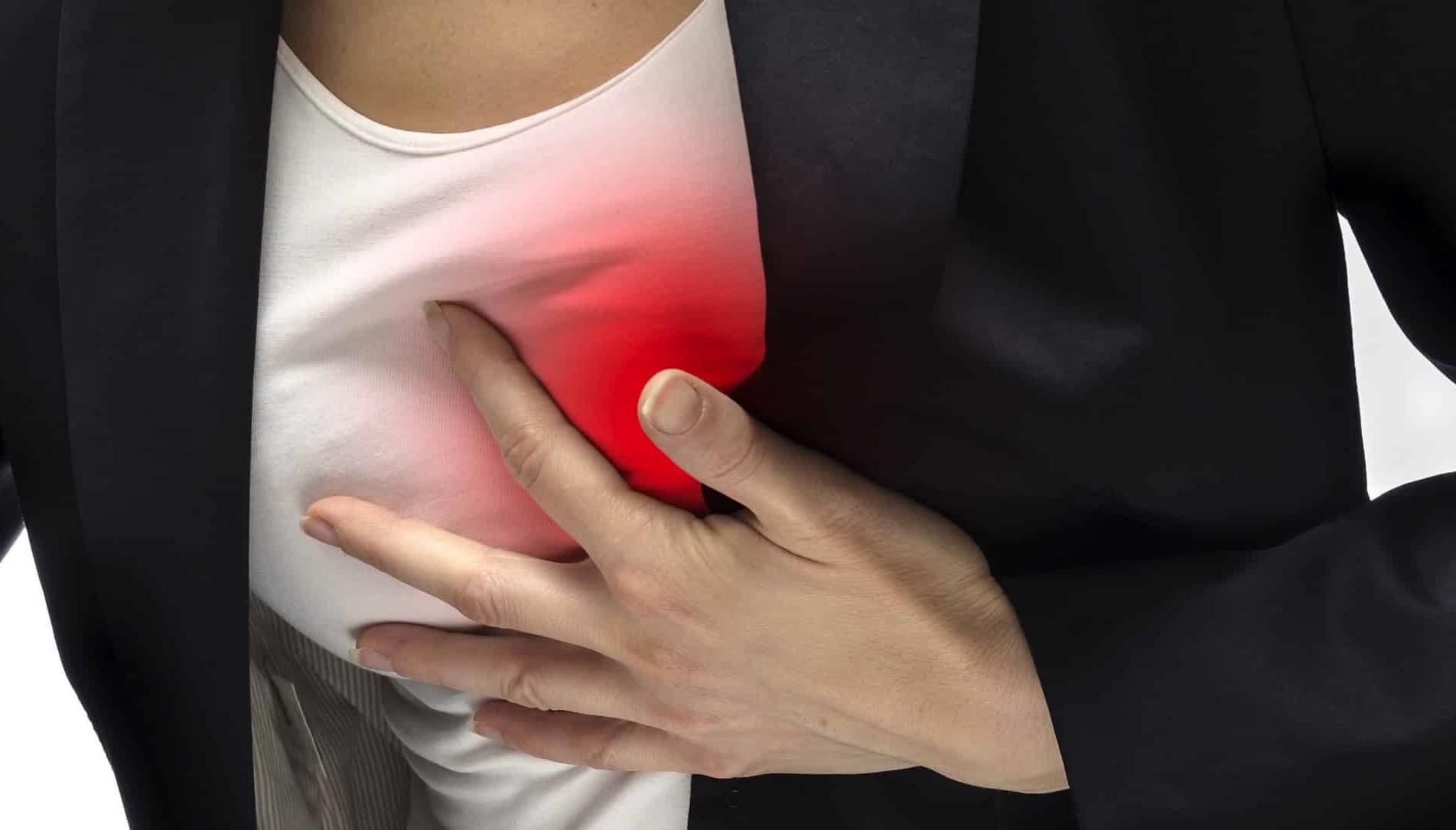 علت درد نوک پستان و درمان این عارضه