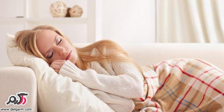 ریشه جمله خواب زن چپه چیست؟