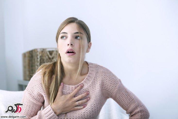 علت و درمان تنگی نفس و ارتباط آن با بیماریهای قلبی
