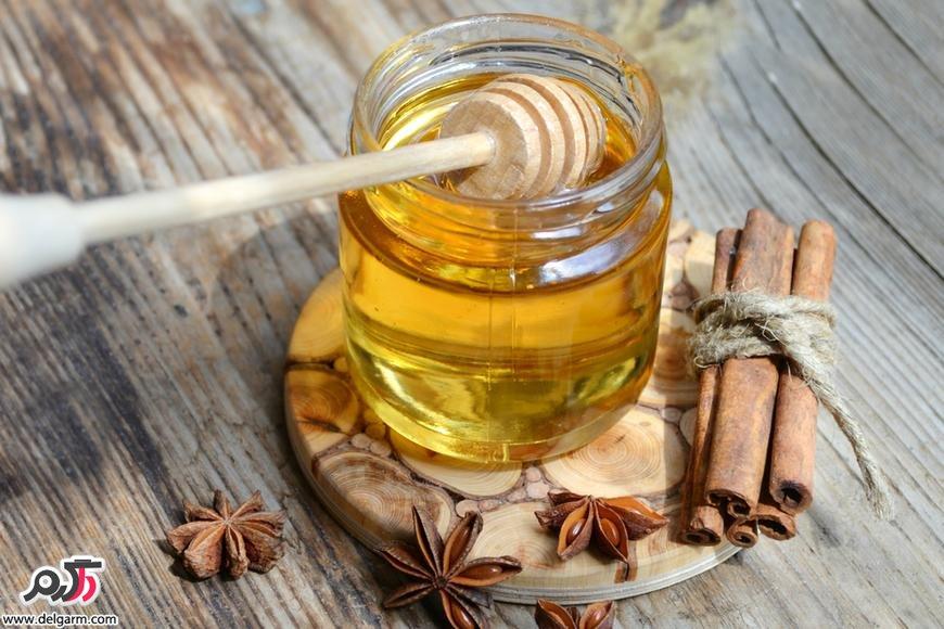 درمان کبد چرب با عسل