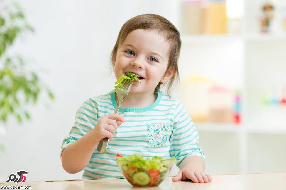 خوراکی افزایش دهنده وزن کودک