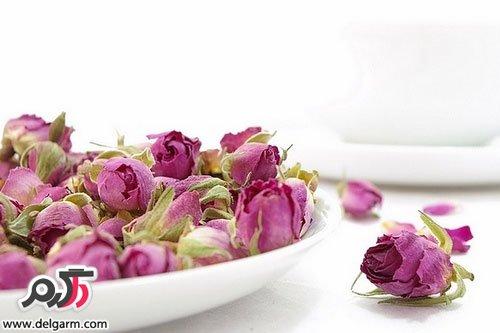 گل انگبین و گلقند.طرز تهیه و خواص