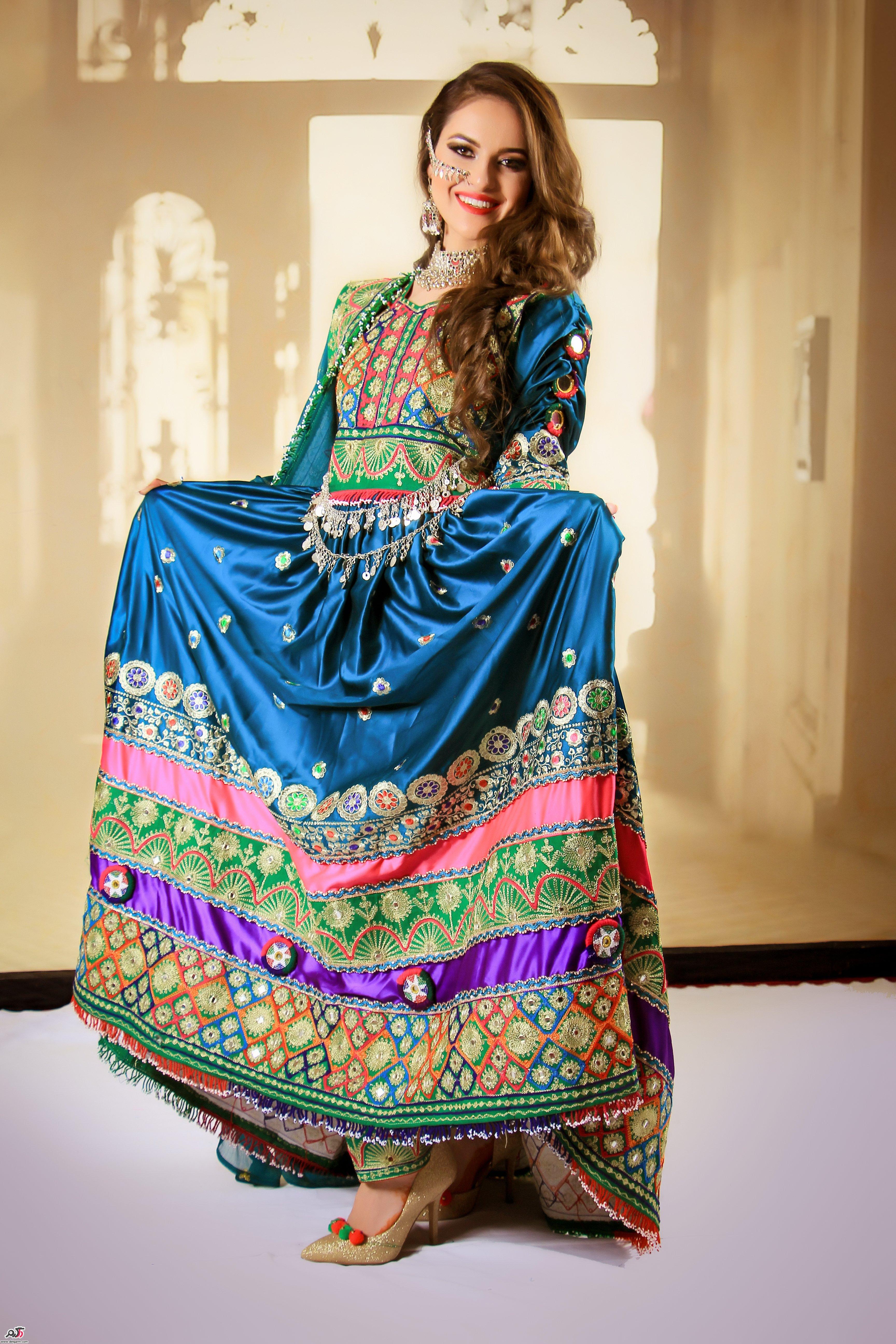 مدل+لباس+افغانی