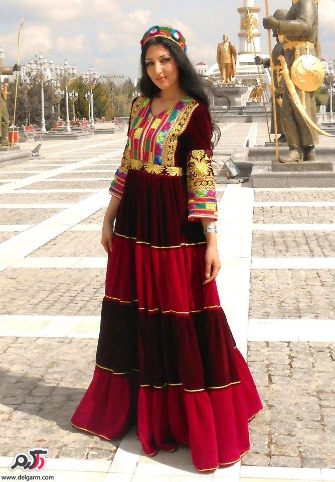 لباس نامزدی افغانی شیک
