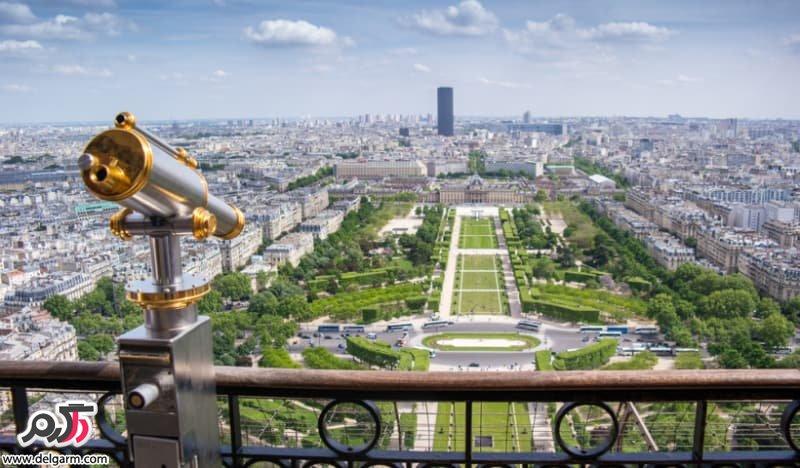 زیباترین چشماندازها در کشور فرانسه