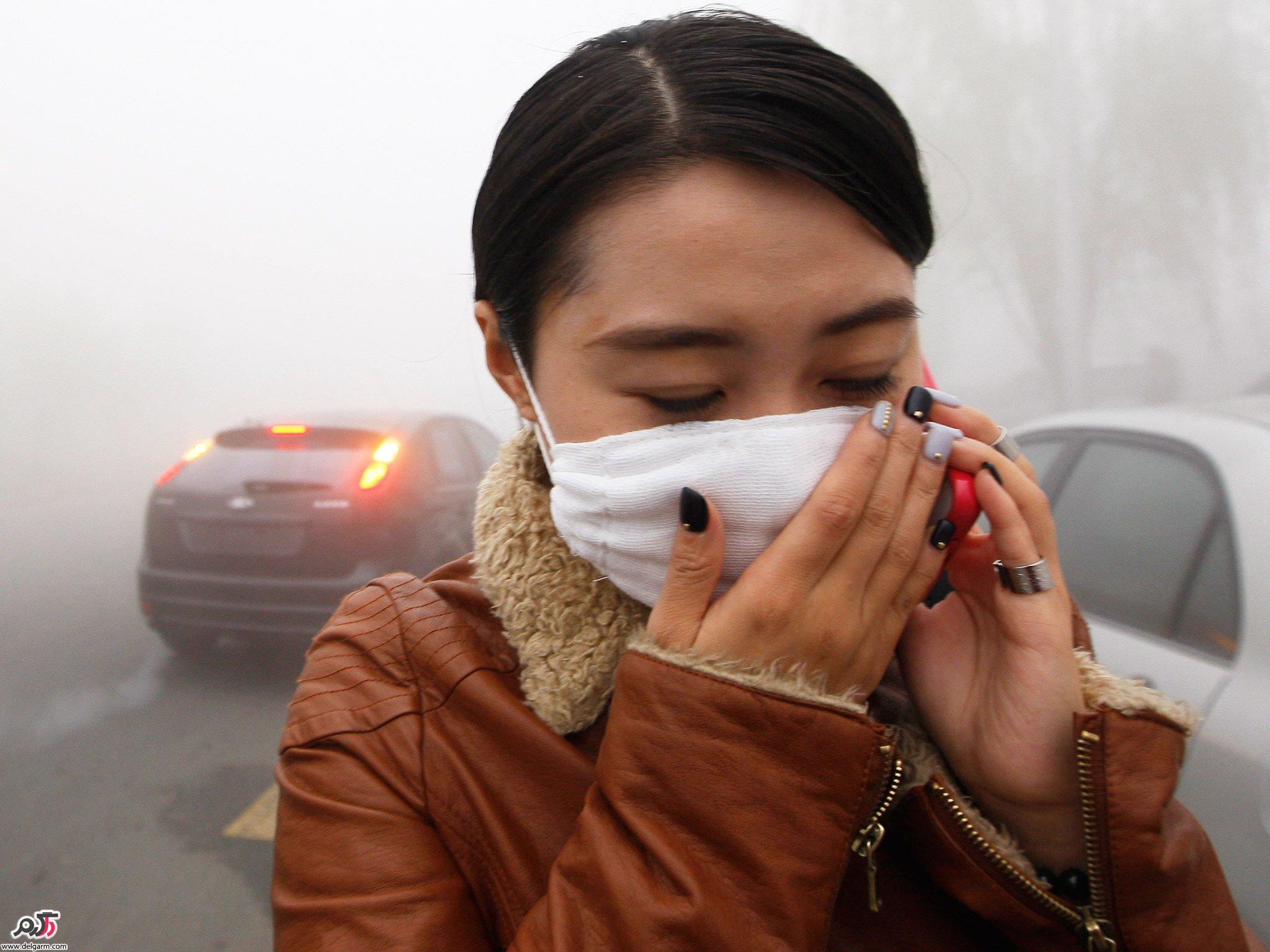 آلودگی هوا چه بر سر جنین میآورد؟
