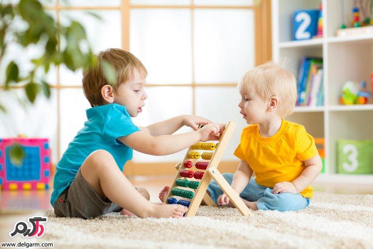 اسباب بازی هایی که هوش و خلاقیت کودکان را افزایش می دهند برای کودکان 1 تا 2 سال