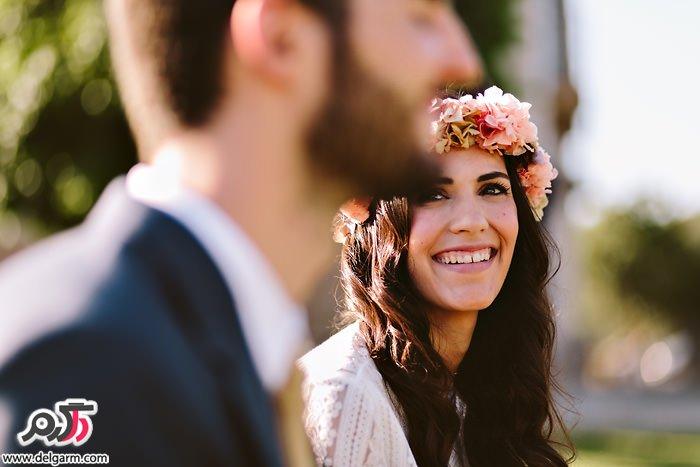 20 مدل تاج گل عروس - زیباترین مدل های تاج عروس 2018