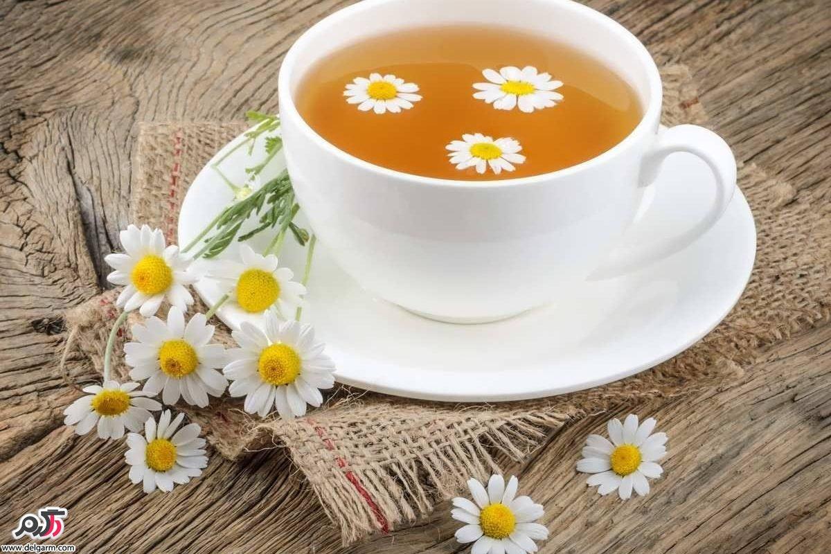 خواص چای بابونه: 28 خاصیت شگفت انگیز چای بابونه