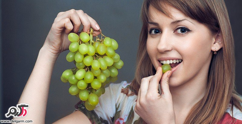 فواید خوردن انگور برای زنان باردار
