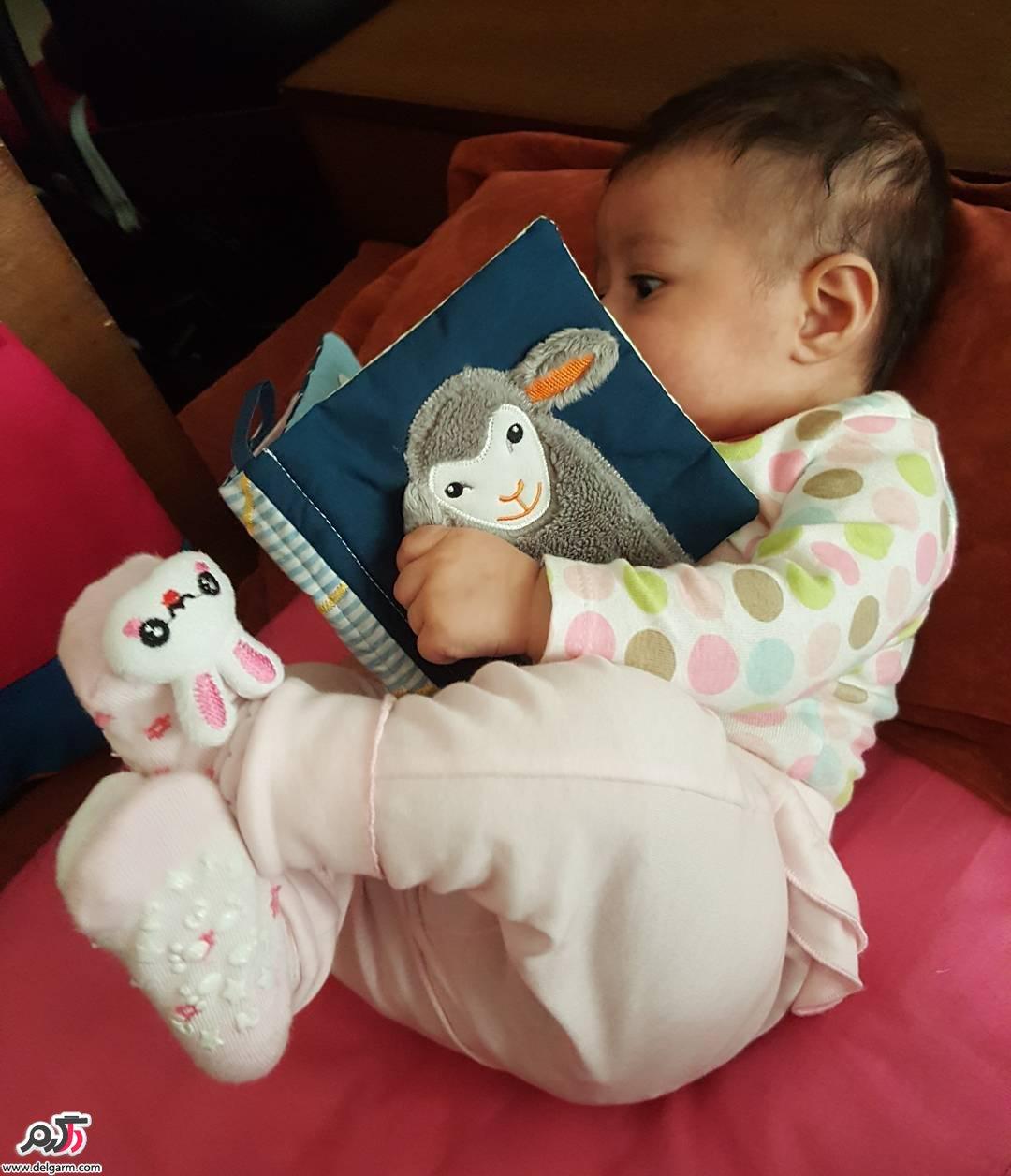 کتابهای مناسب هر گروه سنی را بشناسید