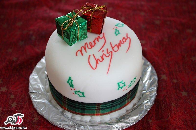 عکس های جالب | کاپ کیک های مخصوص کریسمس