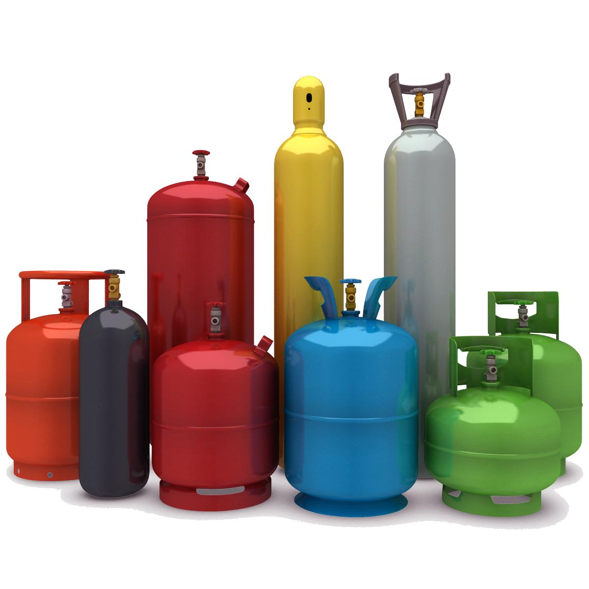 نکات ایمنی کلیه سیلندرهای گاز مایع