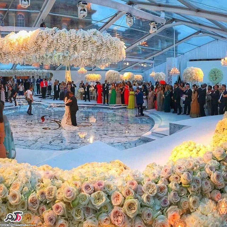 نازنین جعفریان مدل ایرانی/ازدواج نازنین جعفریان