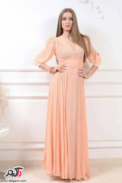 جدیدترین مدل لباس شب پوشیده | مدل لباس مجلسی