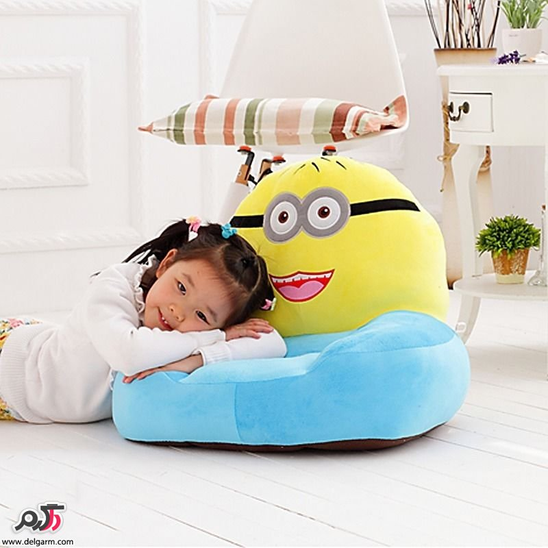 جدیدترین مدل مبل های عروسکی شیک مخصوص اتاق کودک