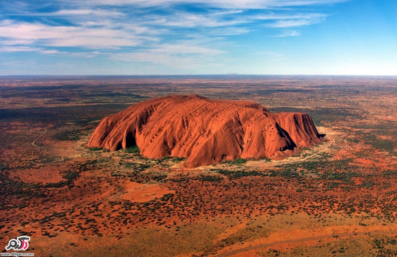 مناطق گردشی استرالیا
