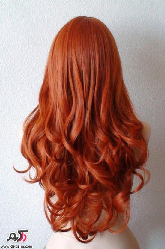 استایل و مد بانوان رنگ موی مسی ؛ محبوب ترین رنگ موی سال