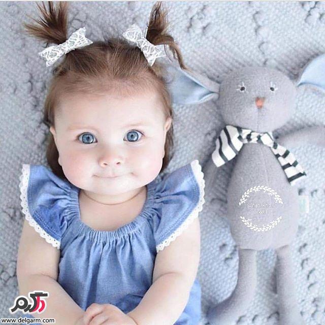 عکس بچه نوزاد خوشگل