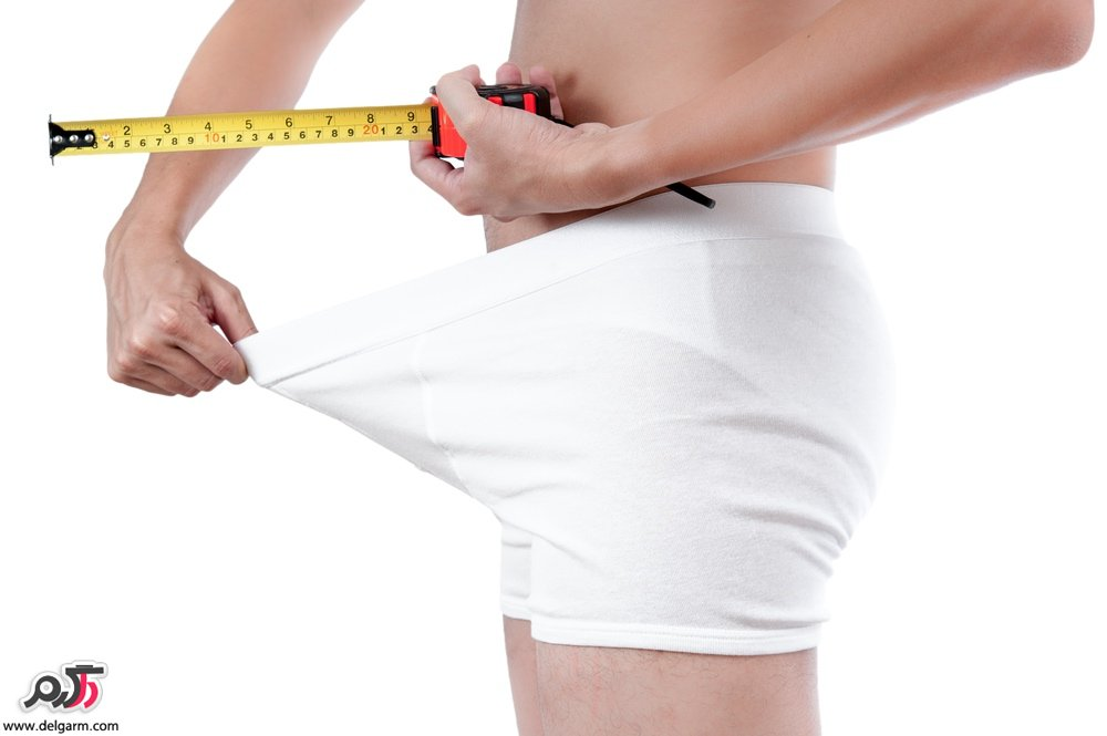 هر آنچه باید درباره اندازه آلت تناسلی مردان بدانید