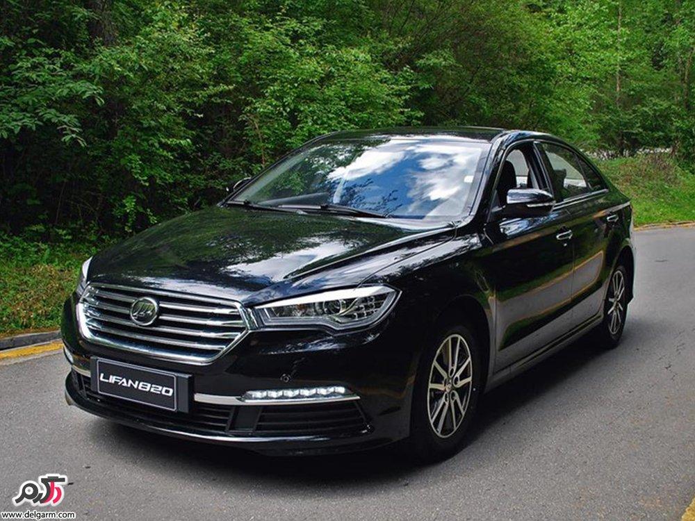 """قیمت و مشخصات """"لیفان 820"""" خودرو جدید لیفان + عکس"""