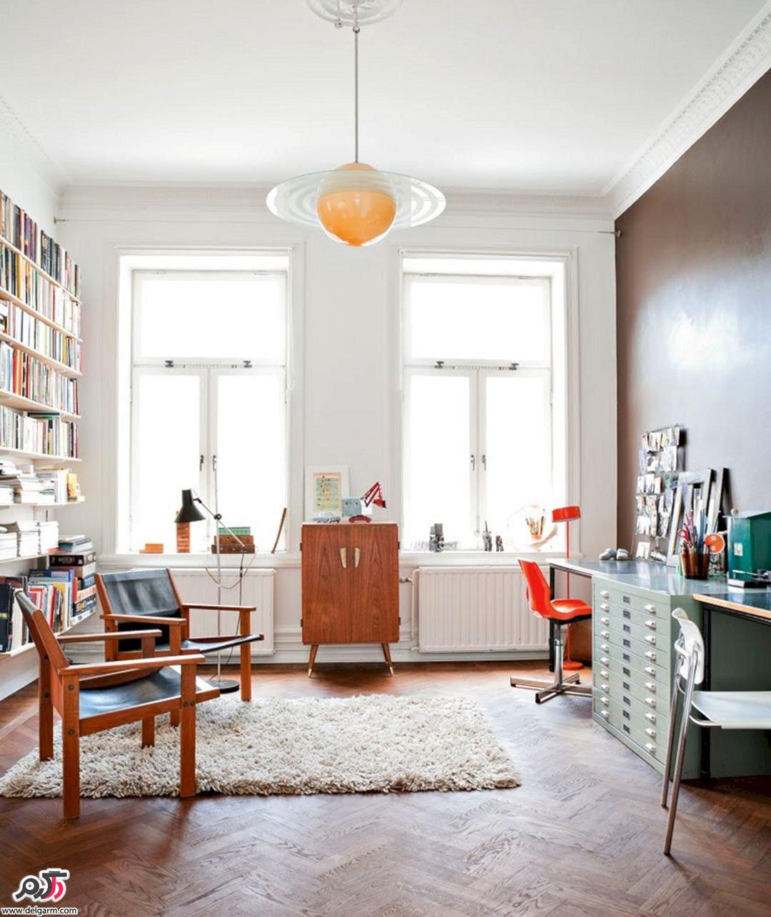 دکوراسیون داخلی به سبک سوئدی