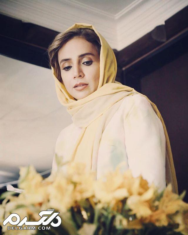 بیوگرافی و تصاویر جدید شبنم قلی خانی و همسرش