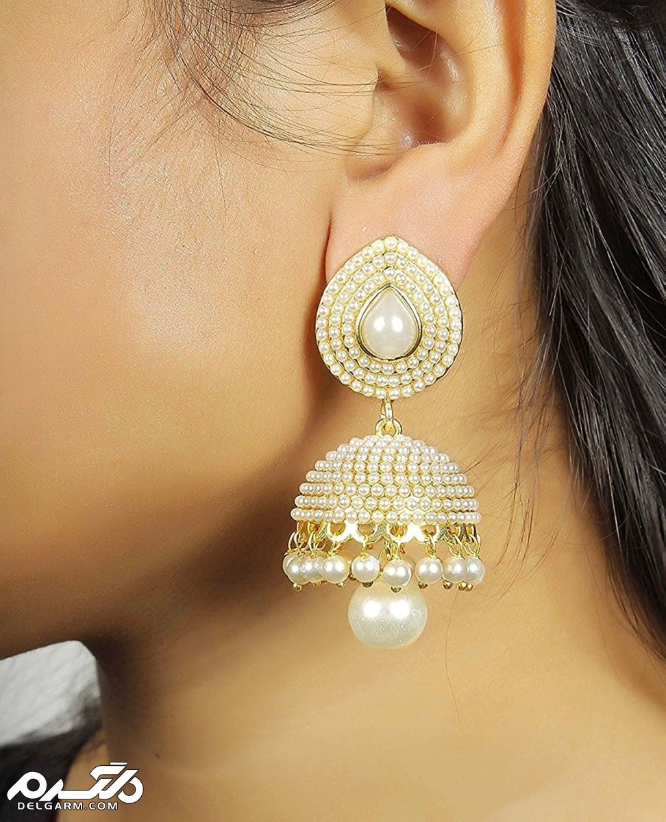 عكسهاي زيبا از طلا و جواهرات هندي