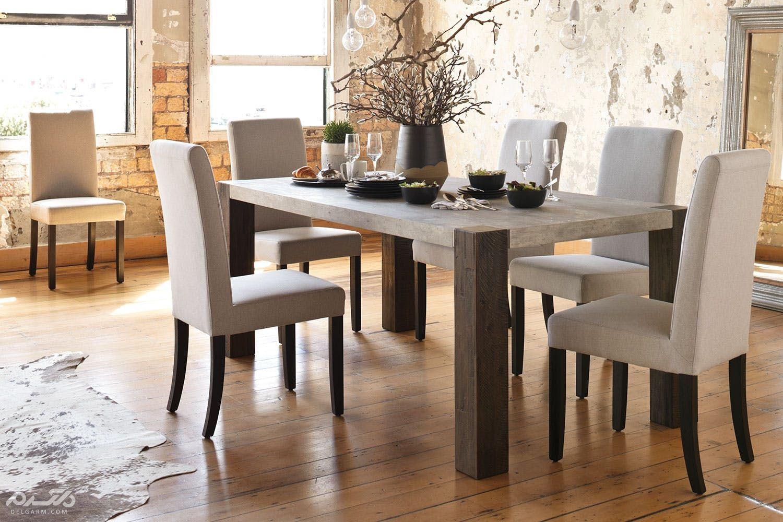 میز و صندلی غذا خوری جدید 2018