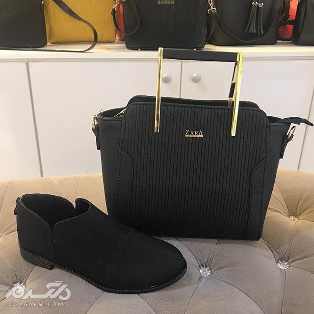 کیف و کفش ست