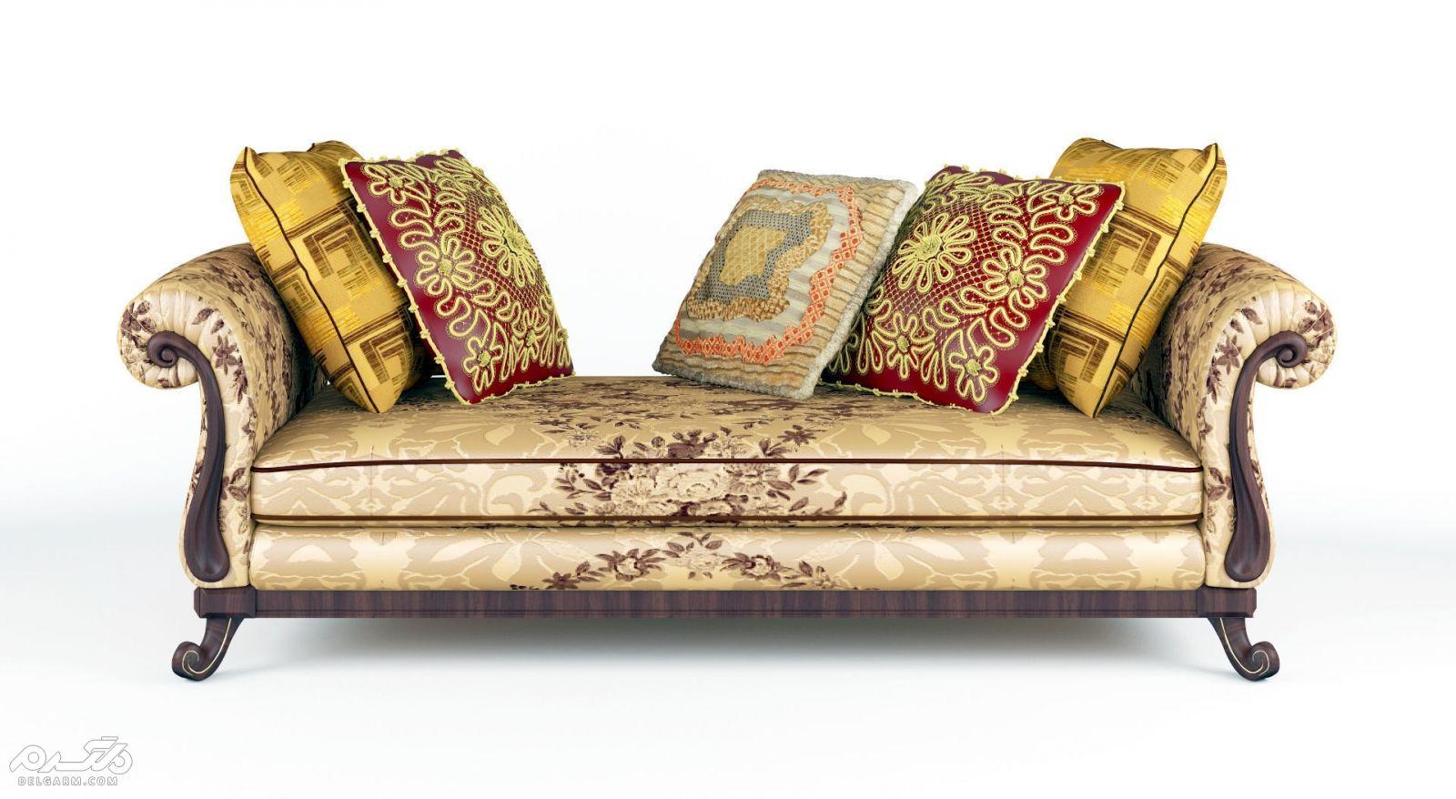 گالری از شیک ترین مدل مبل سلطنتی
