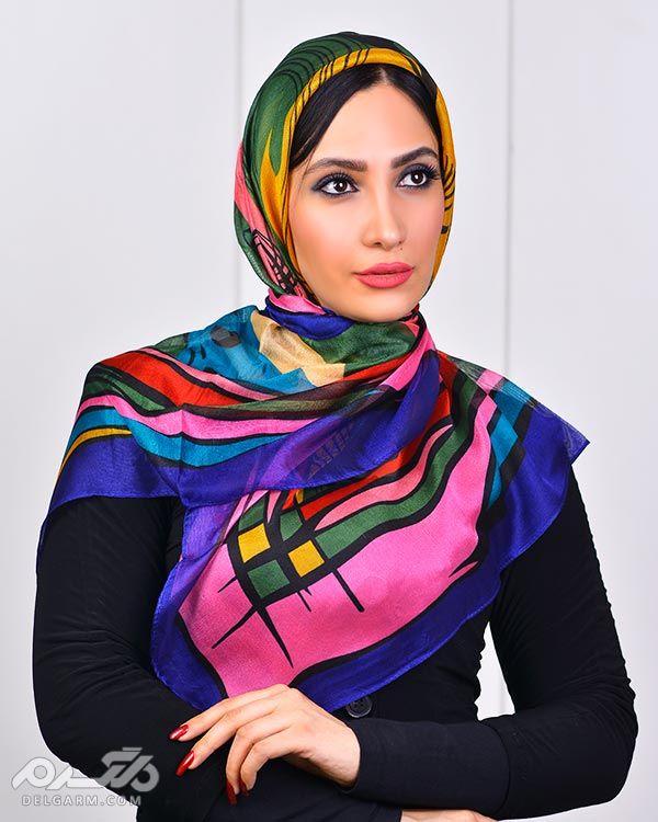 مدل روسری 2018 + شیک ترین مدل روسری دخترانه و زنانه 2018 – 97 - دلگرم