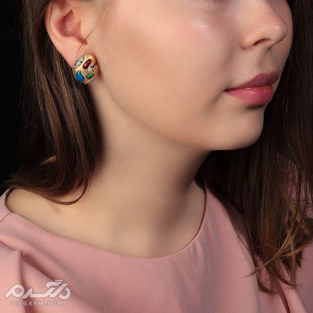 گالری از شیک تری و خاص ترین مدل جواهرات زنانه و دخترانه جدید 2018