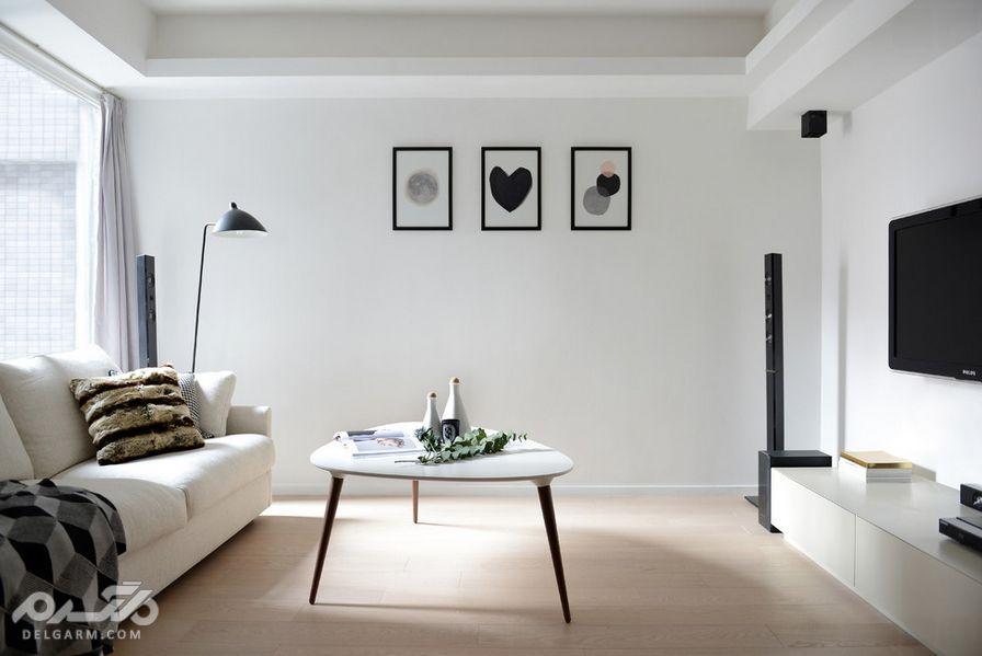 طراحی دکوراسیون منزل سبک مینیمالیسم | دکوراسیون مینیمال
