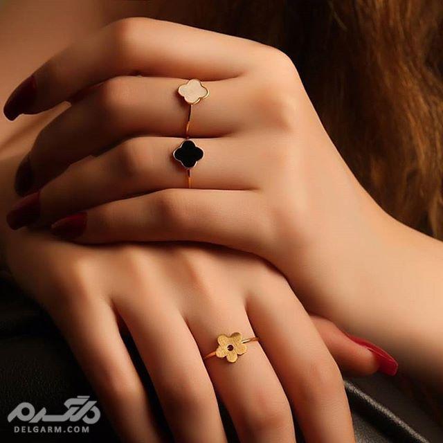 گالری مدل زیورآلات و جواهرات ناب دخترانه و زنانه