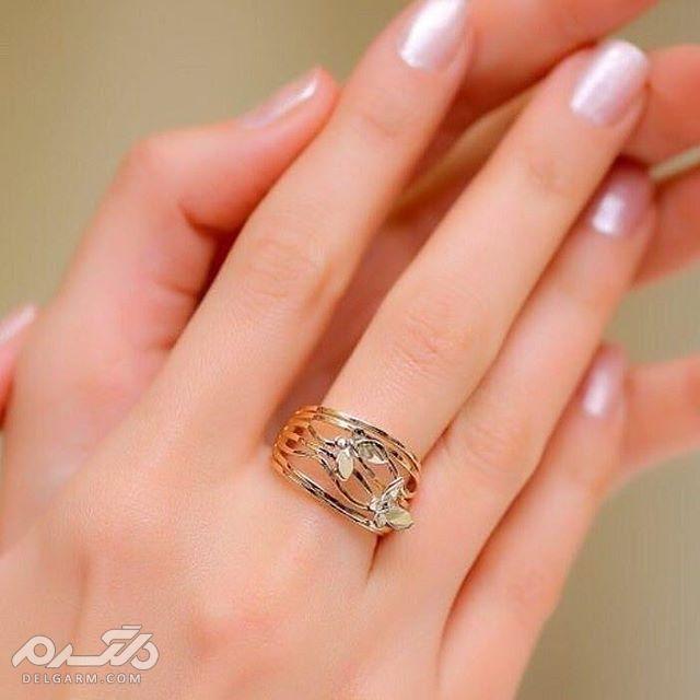 جدیدترین جواهرات زنانه