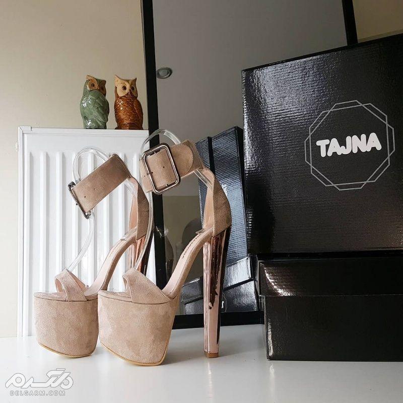 مدل کفش زنانه 2018 زیبا و شیک با طرح های مجلسی