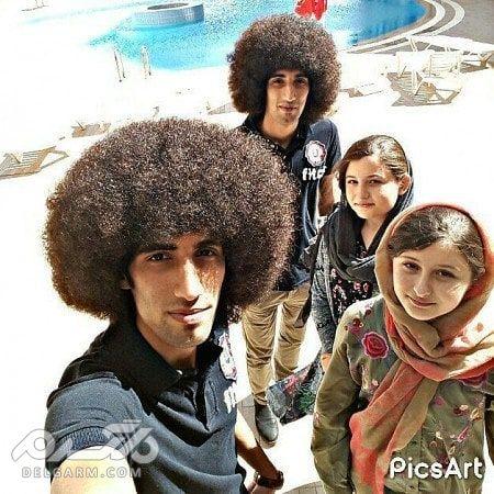بیوگرافی سارا و نیکا فرقانی اصل بازیگران سریال پایتخت