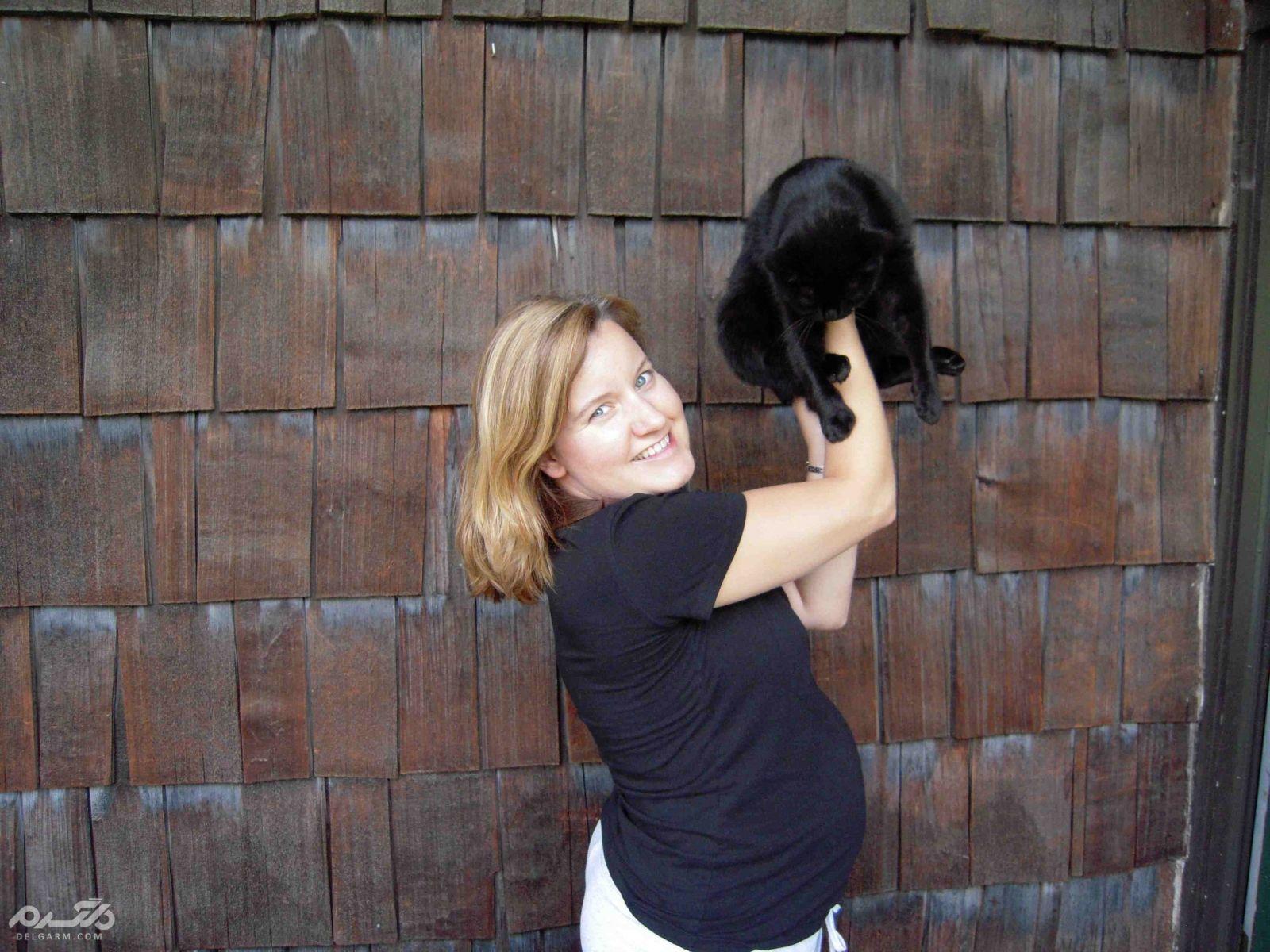آیا صحت دارد موی گربه باعث نازایی زنان می شود