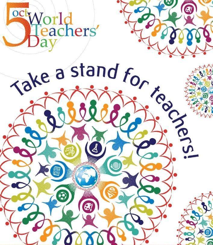 عکس از روز جهانی معلم
