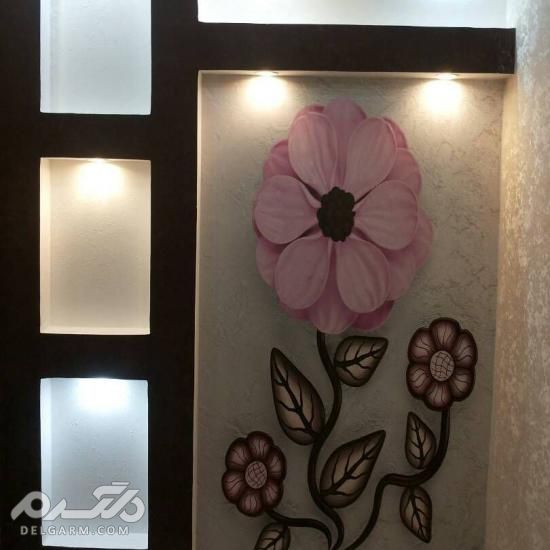 تصاویری از مدل کاغذ دیواری منزل جدید 2018