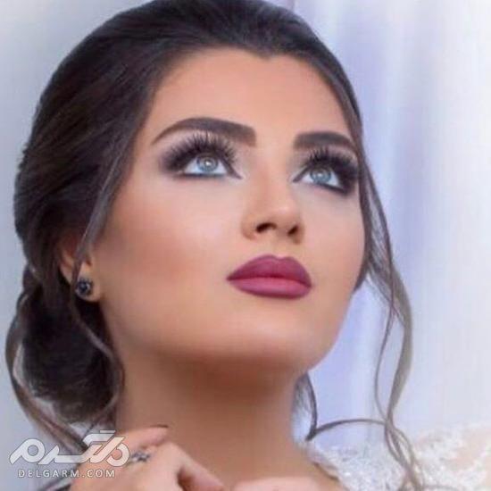 تصاویری از مدل آرایش عروس اروپایی 2018