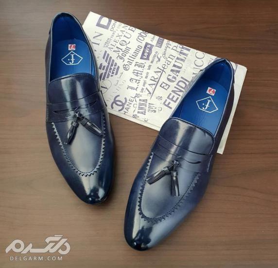 جدیدترین مدل کفش دامادی