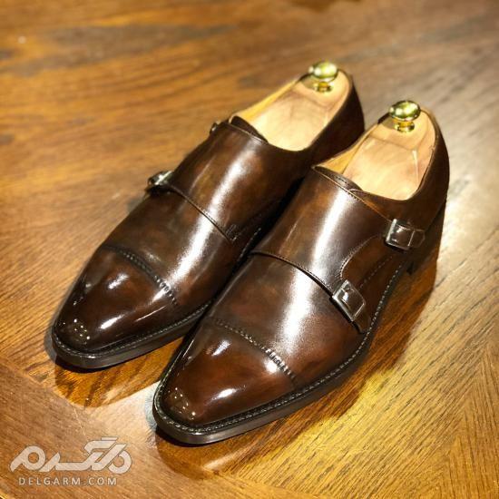 مدل کفش مردانه داماد
