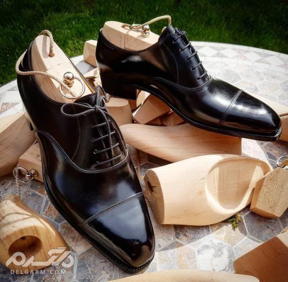 کفش مجلسی مردانه ترکیه