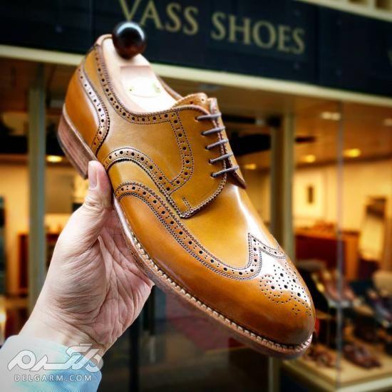 کفش دامادی شیک