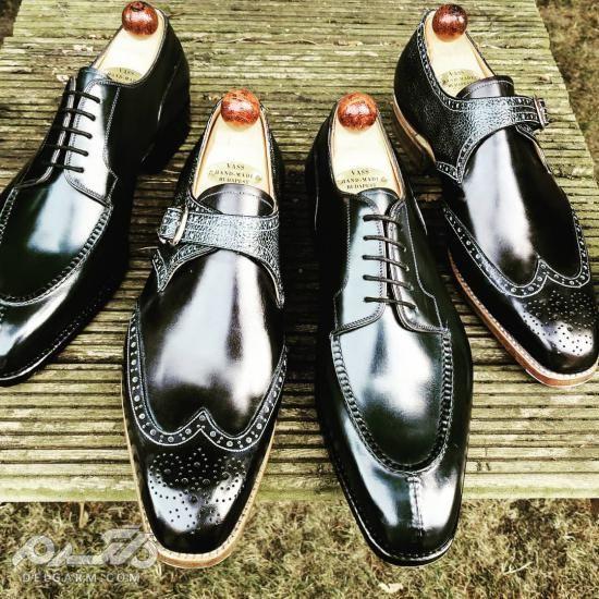 مدل کفش مردانه دامادی 1397